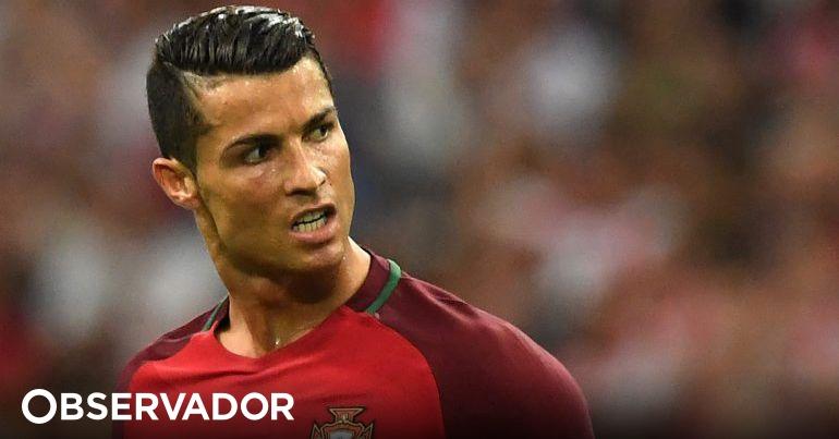 O narcisismo de Ronaldo 84c80ee95e373