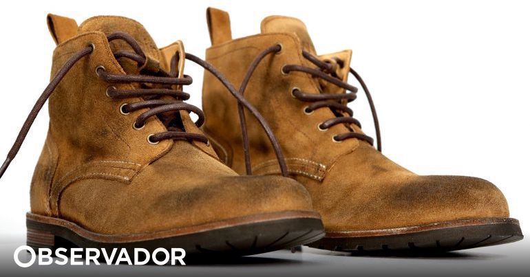 fdc6c6dca Swain, as botas de couro com quase 100 anos de história – Observador