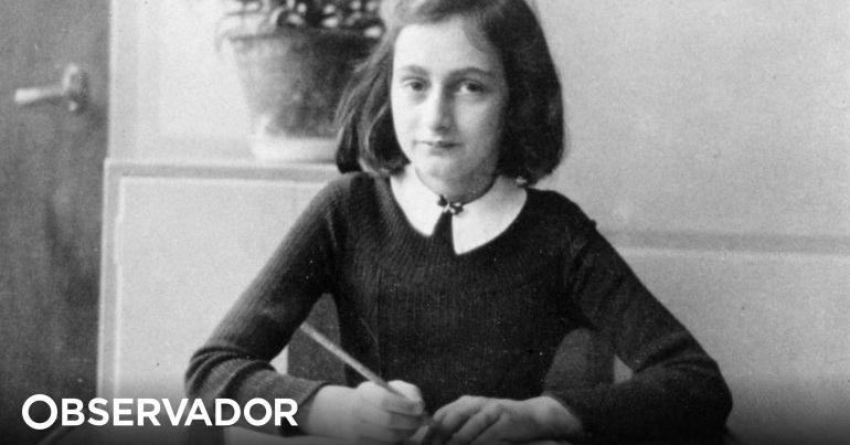 Anne Frank E O Medo Observador