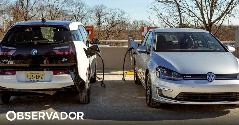 Há 2 milhões de carros eléctricos. Deviam ser 600 para recuperar o ambiente