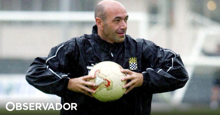 """c166613aef Jaime Pacheco. """"O melhor capitão foi o Manuel Fernandes"""" – Observador"""