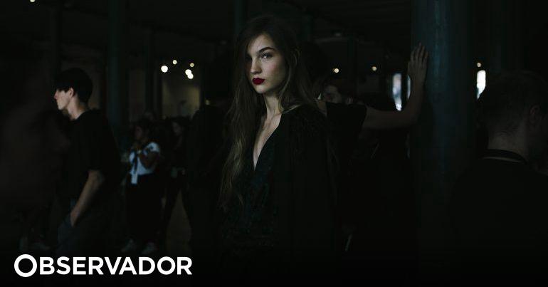 32cc03f0c Nos bastidores do Portugal Fashion  sem eles não havia desfiles para  ninguém – Observador