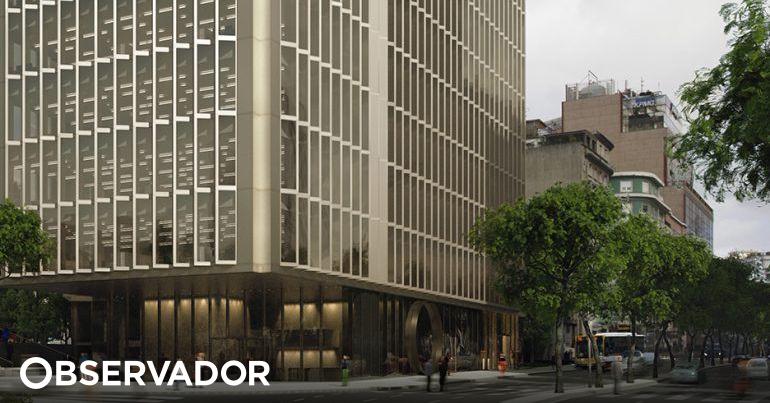955aa5552 Torre de 17 andares em Picoas vai estar pronta em junho – Observador