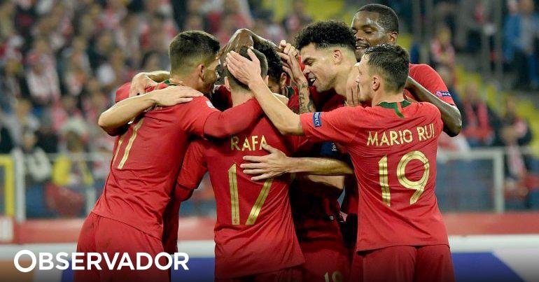 Quando joga portugal
