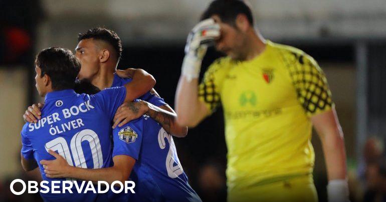 FC Porto goleia em Vila Real (6-0) no arranque da Taça de Portugal com  poker de Adrián López – Observador b4242d5af636e