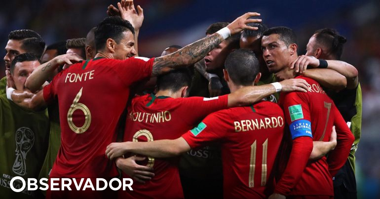 420eac74045f3 Espanha propõe a Marrocos candidatura a três com Portugal – Observador