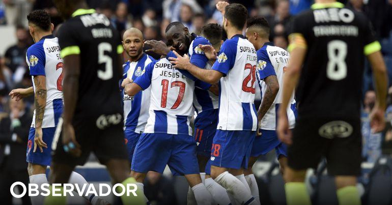 O vídeo de Natal que também explica um jogo que fica para a história (a  crónica do FC Porto-Rio Ave) 83110d05631d3
