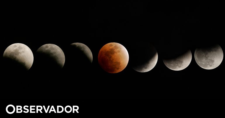 Lunar Eclipse The Astronomical Spectacle Of The Year Begins Observer