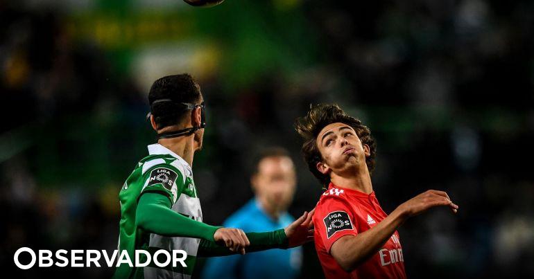 A Máscara De André Pinto Que Não Escondeu O Aparelho De João Félix