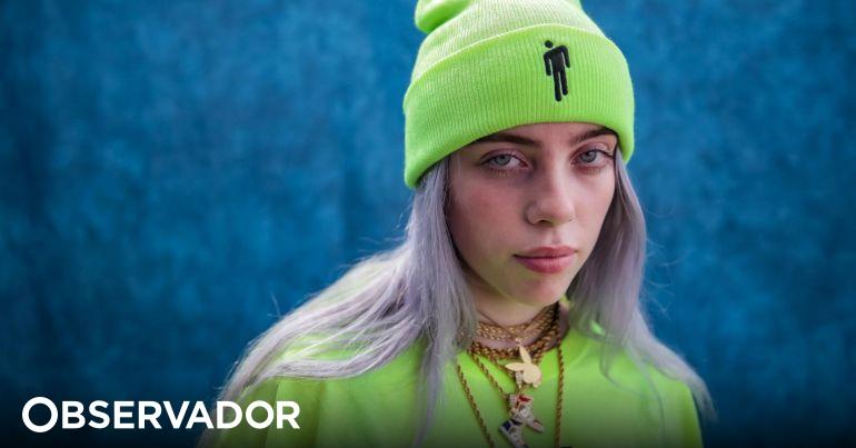 Já Foi Ouvida Mais De 200 Milhões Vezes No Spotify: Billie