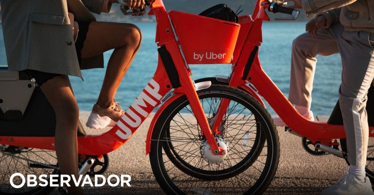 Uber starts in Lisbon with 750 E-Bikes Jump-Observer