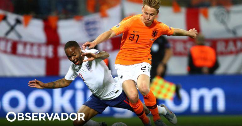 A Holanda Tem Uma Pergunta: Como Travar Ronaldo? Também Aí