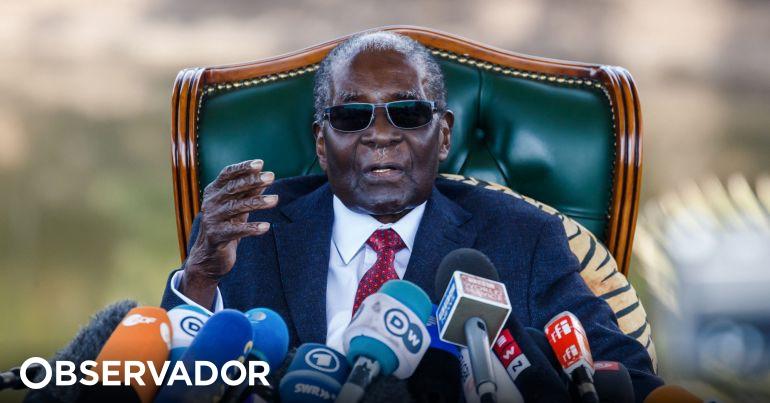 Massacres, morte de elefantes para a festa de aniversário, palacetes luxuosos. As crueldades e extravagâncias de Robert Mugabe