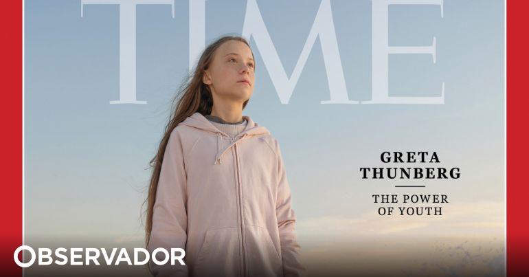 Greta Thunberg é a personalidade do ano para a revista Time – Observador