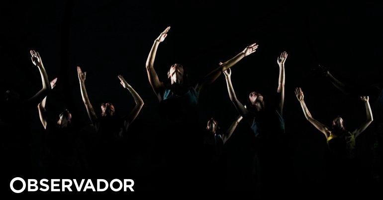 """Programa """"Noite Branca"""" com Balanchine e Boquin abre temporada de dança da CNB"""