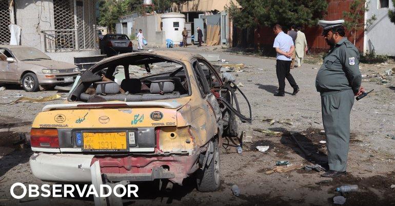 Onda de violência no Afeganistão alastra-se para quase todo o país
