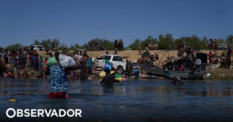 Detenções na fronteira entre EUA e México atingem números recordes