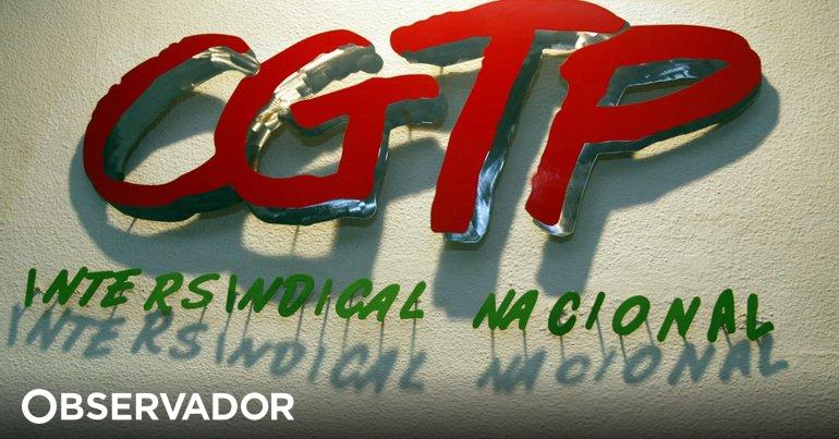 CGTP propõe manifestação nacional para o dia 20 de novembro