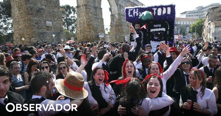 Queima das Fitas de Coimbra arranca na quinta-feira com algumas limitações