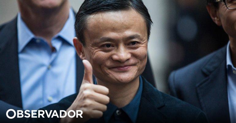 Após vários meses desaparecido, fundador do Alibaba está em Espanha a viajar num iate de 170 milhões de euros