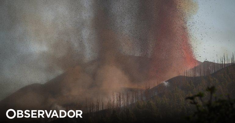 Cinco respostas sobre os riscos do vulcão Cumbre Vieja, nas Canárias