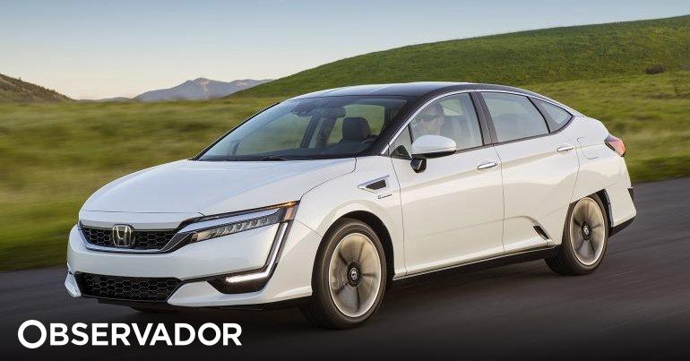 Honda E Hitachi Vão Fazer Motores Eléctricos Observador