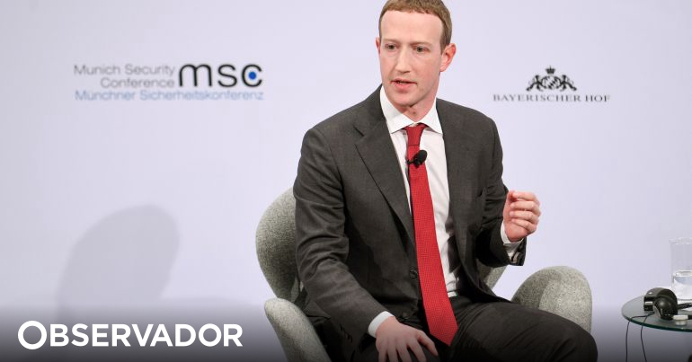 Mark Zuckerberg defende regulação estatal do Facebook